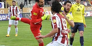 Elazığspor Bucaspor Maçı