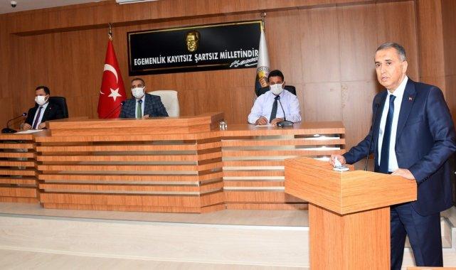 Adıyaman İl Genel Meclisi istihdam gündemiyle olağanüstü toplandı