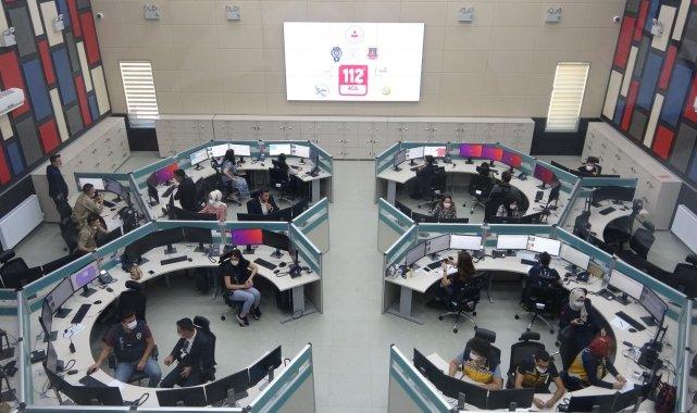 Bingöl'de acil çağrılar tek merkezden yönetilmeye başlandı
