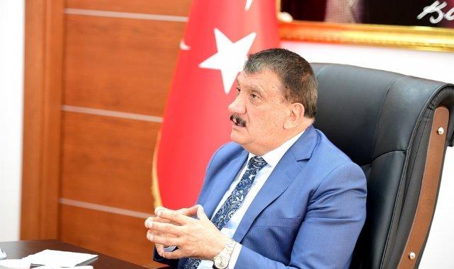 Selahattin Gürkan 'Paydaş' toplantısına online olarak katıldı