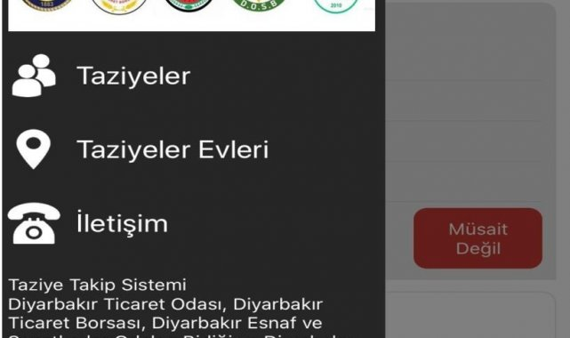 Türkiye'de bir ilk: Diyarbakır'daki taziyeevleri dijitalleşiyor