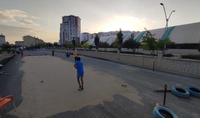 Elazığ'dan 5 isim, Bocce Milli Takım kampında