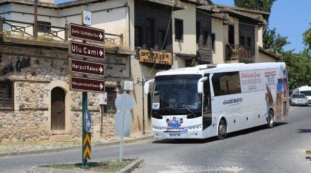 Ataşehir Mahalle Sakinleri Kültür Ve Şehir Turlarında