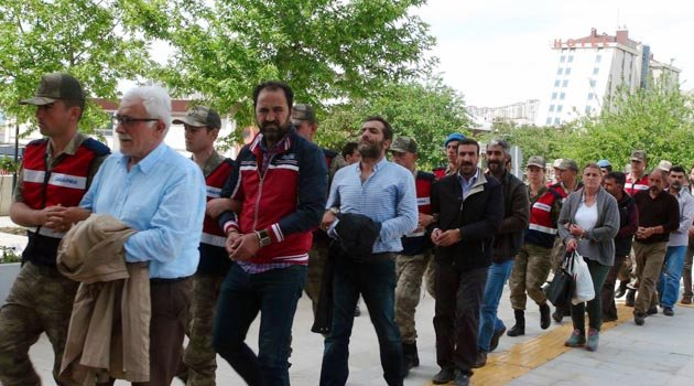 ELAZIĞ İL JANDARMADAN PKK/KCK OPERASYONU