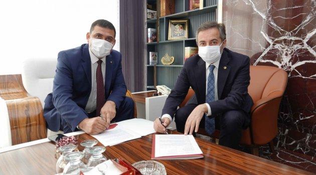 Elazığ TSO ve HALKBANK ARASINDA PROTOKOL İMZALANDI