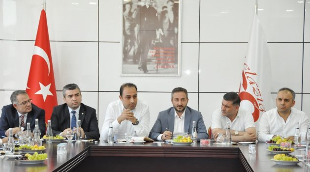 Finans Sektörü İle İstişare Toplantısı