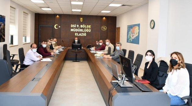 Keban'ın 2050 Yılına Kadar Su İhtiyacını Karşılayacak Proje