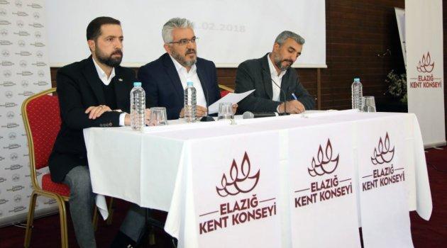 KENT KONSEYİ GENEL KURUL TOPLANTISI GERÇEKLEŞTİ