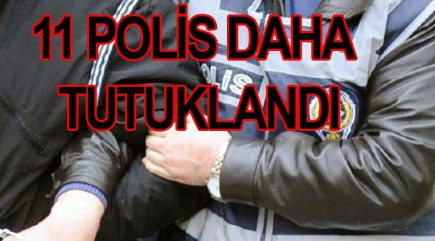 11 POLİS TUTUKLANDI 43 SAĞLIK ÇALIŞANI GÖREVDEN ALINDI