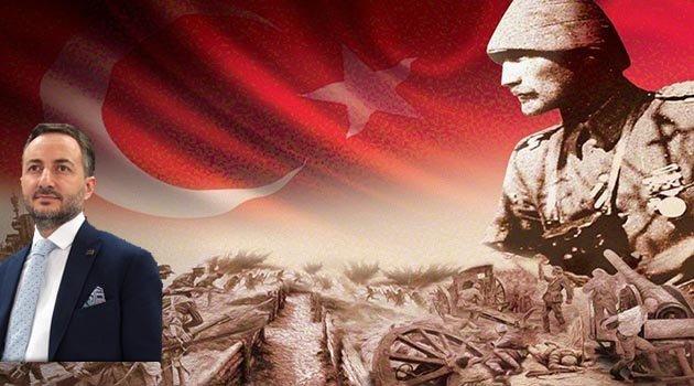 "Başkan ARSLAN : ""Ecdadımıza Minnettarız"""