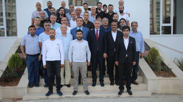Elazığ Belediyesi'nden Amatör Kulüplere Maddi Destek