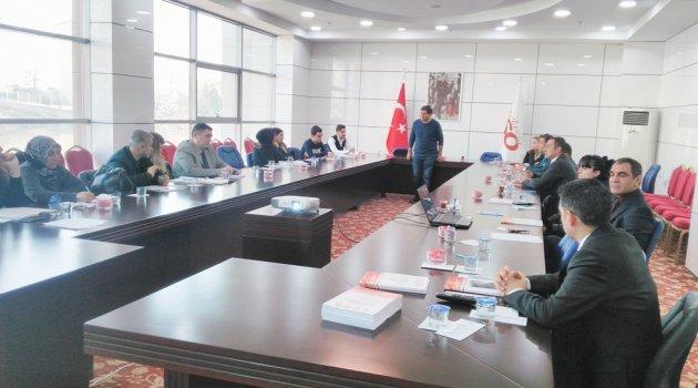 """ELAZIĞ TSO VE TSE İŞBİRLİĞİNDE """"KALİTE EĞİTİMLERİ"""" BAŞLADI"""
