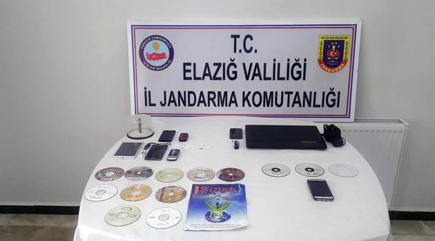 FETO /PDY OPERASYONU 3'Ü JANDARMA 4 KİŞİ GÖZALTINA ALINDI