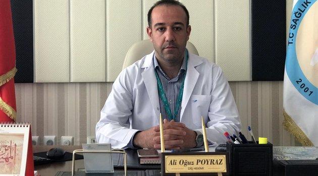 İMPLANT TEDAVİSİ UYGULAMASINA BAŞLANDI.
