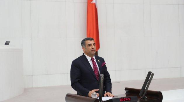 """Milletvekili Erol, """"Türkiye'nin sınır ötesi operasyonlara  gitme ve yapma yetkisi vardır"""""""