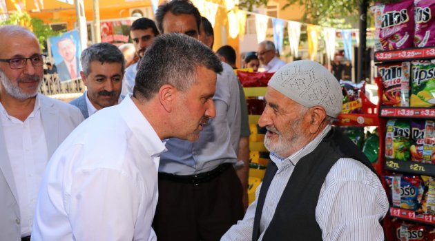 Ramazan Gürgöze'nin Seçim Temposu