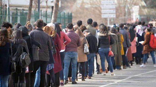 TÜİK: İşsizlik Oranı Azaldı