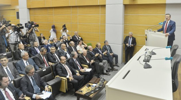 Türkiye- AB İş Dünyasından Diyalog Projesi