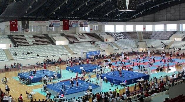 Türkiye Kick Boks Şampiyonası Sona Erdi