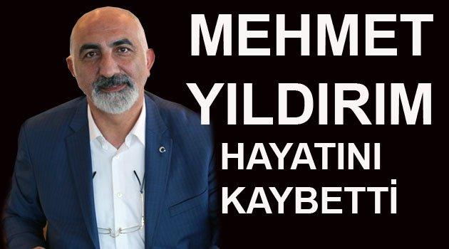 YILDIRIM HOLDİNG'İN ACI KAYBI