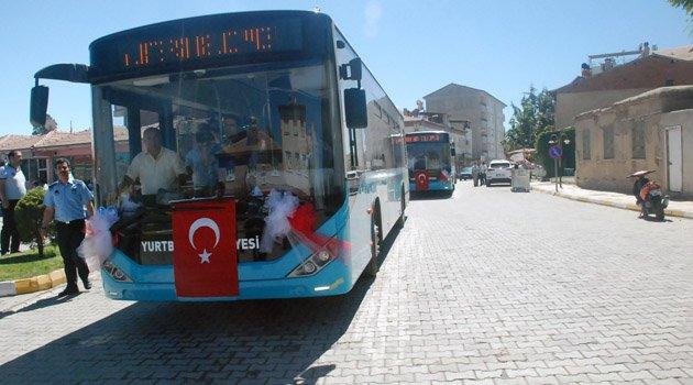 Yurtbaşı Belediyesi Araç Filosunu Güçlendirdi