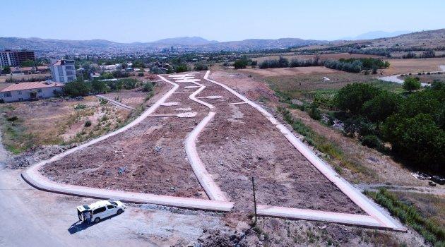 Mahallelere Yeni Parklar Kazandırılıyor