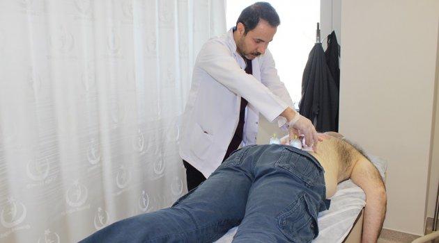 Şehir Hastanesinde Geleneksel Tedavi De Yapılıyor