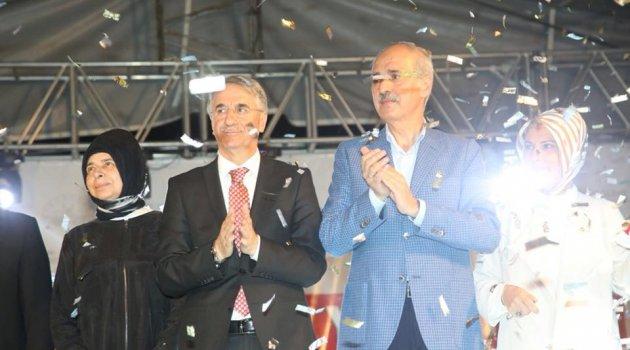 Şehrin Yeni Yıldızı Cip Mesire Alanı Açıldı