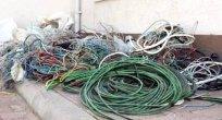 15 Ton Kablo Çalan 3 Kişi Yakalandı