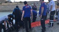 17 Yaşındaki Genç Sulama Göletinde Boğuldu