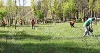Cip Barajı Mesire Alanı Yaza Hazırlanıyor