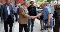 Zülfü Demirbağ Seçim Çalışmalarını Aralıksız Sürdürüyor