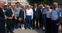 Ak Parti Milletvekili Adayları Bayramlaşma programına katıldılar