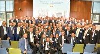 Arslan Türk Alman Odalar birliği Genel kuruluna Katıldı