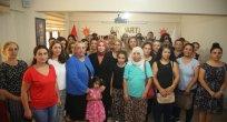 Başkan Yanılmaz Ak Parti Heyetiyle Tunceli'de Temaslarda Bulundu