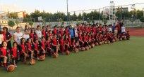 Belediyenin Yaz Spor Okullarına Yoğun İlgi