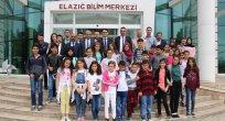 """BİLİM MERKEZİNE TÜBİTAK DESTEĞİYLE KURULAN """"BİLİM ATÖLYESİ"""" AÇILDI"""