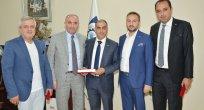 Elazığ TSO Heyeti Erzurum Daib Programına Katıldı