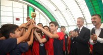 Futbol Turnuvası'nın Şampiyonu Abdullahpaşa Oldu