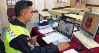 Jandarma EBA da Trafik Eğitimi Verdi