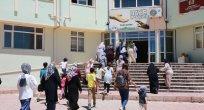 Kızılay mahalle sakinleri Kültür ve Şehir Turlarında