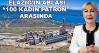 """PROF. DR. YASEMİN AÇIK BİR KEZ DAHA  """"100 KADIN PATRON"""" ARASINDA"""