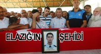 ŞEHİT POLİS ÖMER SÖNMEZ SON YOLCULUĞUNA UĞURLANDI