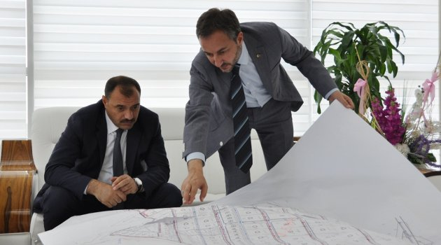 Vali Kaldırım'la Elazığ TSO'da Harput OSB Değerlendirme Toplantısı
